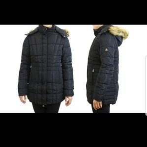 Jackets & Blazers - Plus Sized Parka Coat